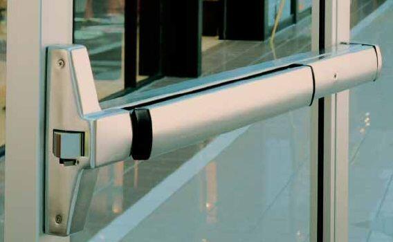 Locksmith Spokane exit device Corbin Russwin
