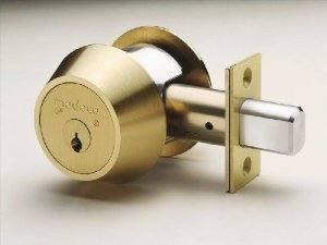 Spokane locksmith deadbolt