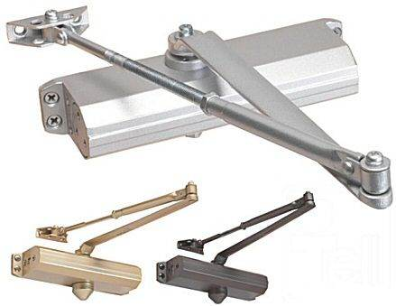 Locksmith Spokane Grade 1 door closer
