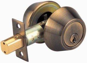 Locksmith Spokane deadbolt