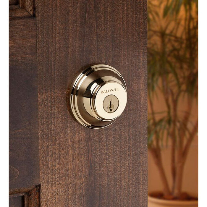 Spokane locksmith smartkey baldwin deadbolt