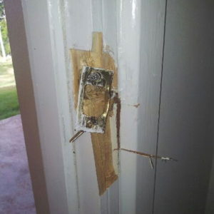 Door lock issues Spokane locksmith