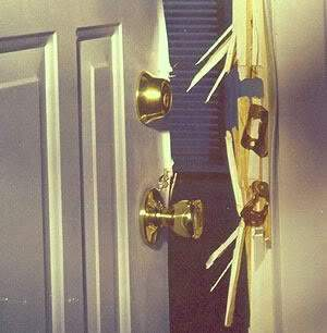 Spokane locksmith broken door lock