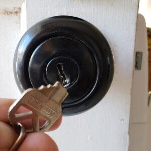 Spokane broken key extraction