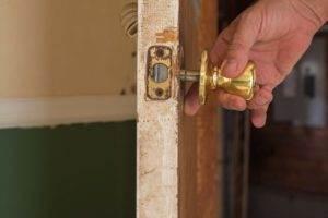 Locksmith Spokane door lock repair