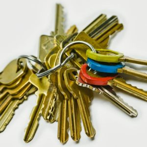 Spokane locksmith Mater key system