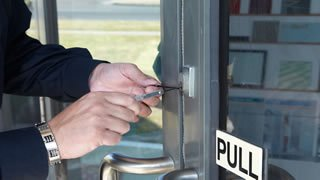 Locksmith Spokane WA commercial lockout