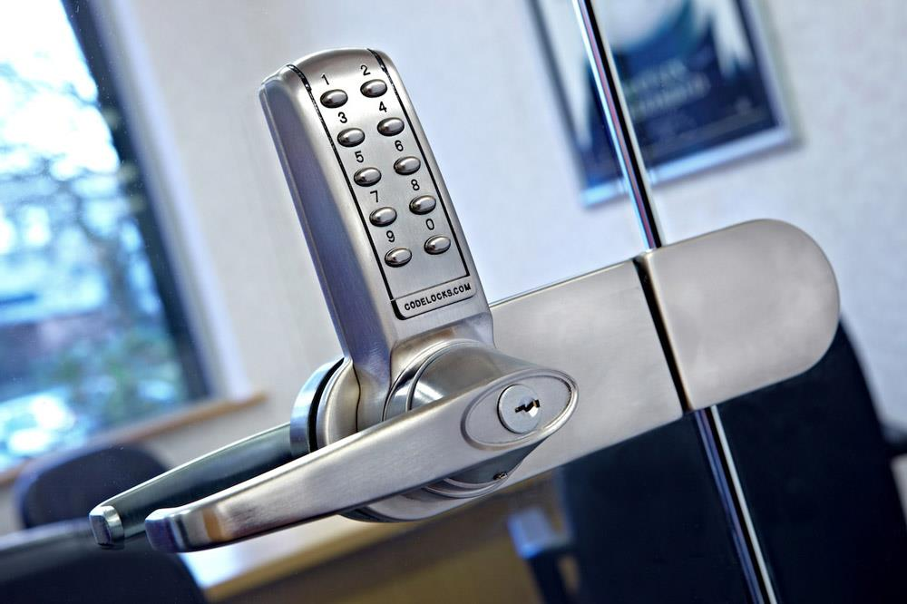 Electronic Door Locks Spokane locksmith