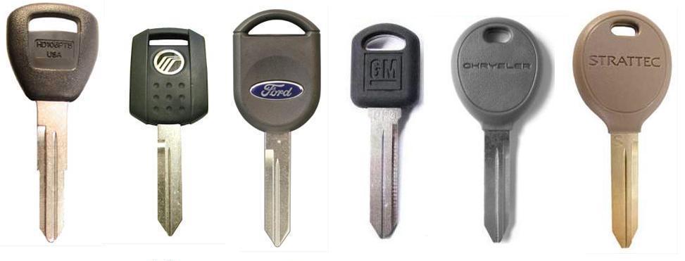 Car key copy Spokane locksmith