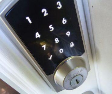 Keyless Entry Door Lock Spokane