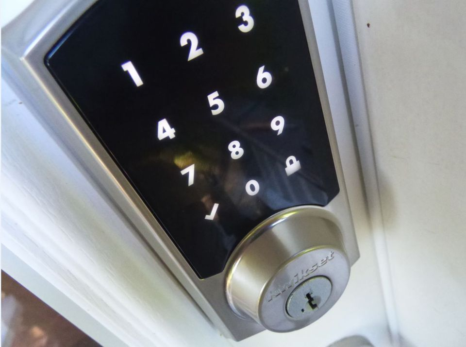 Keyless Entry Door Lock Spokane