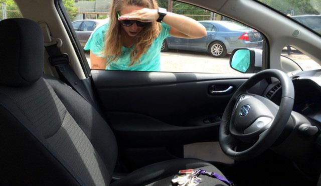 Locksmith Spokane car unlock