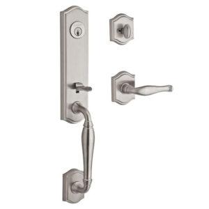 Locksmith Spokane decorative handleset