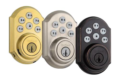 Locksmith Spokane keyless entry lock