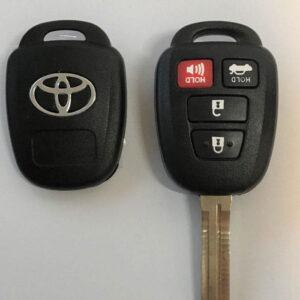 Remote head key programming