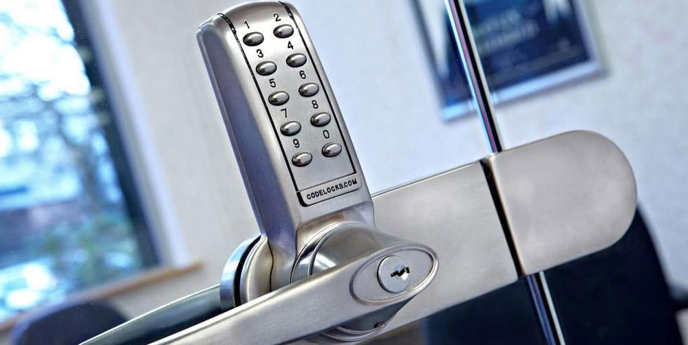 Electronic Door Locks Spokane locksmith